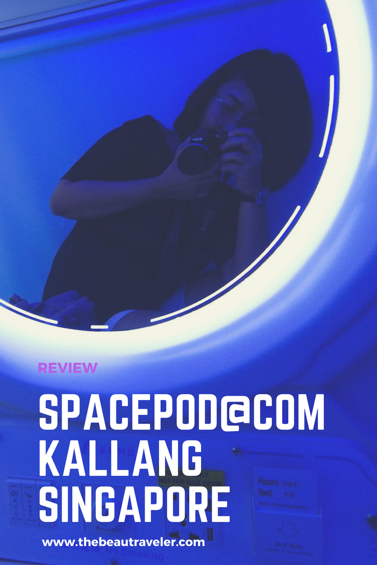 Review: Spacepod@Com Kallang, Singapore - The BeauTraveler