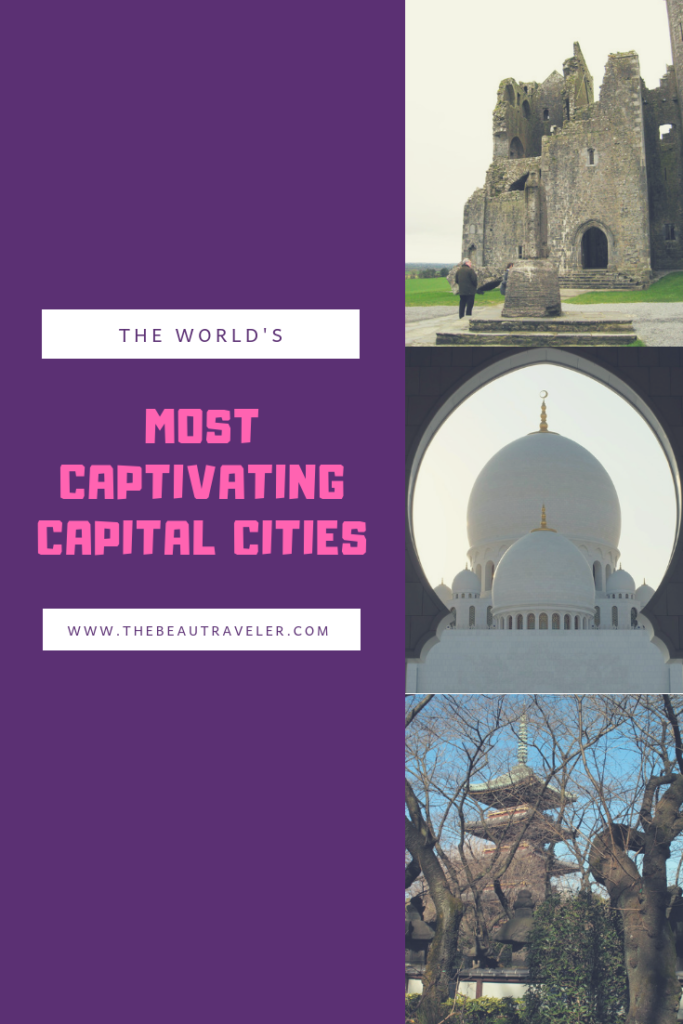 The World's Most Captivating Capital Cities - The BeauTraveler