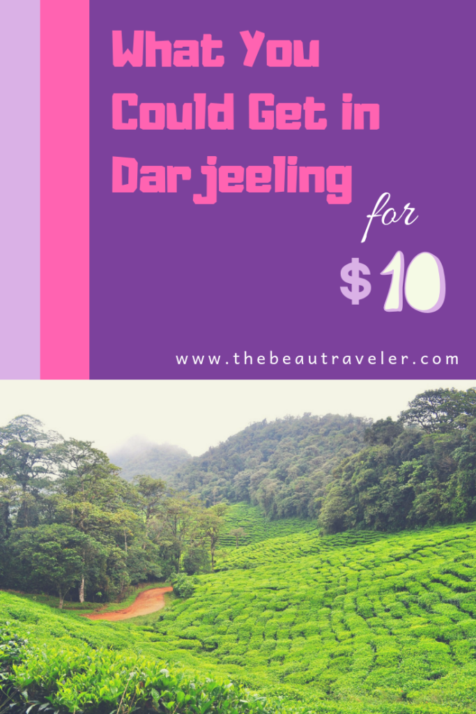 What You Could Get in Darjeeling for $10 - The BeauTraveler