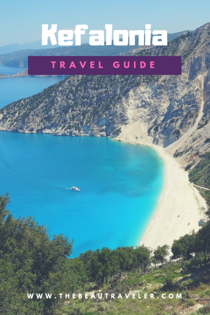 Kefalonia Travel Guide - The BeauTraveler