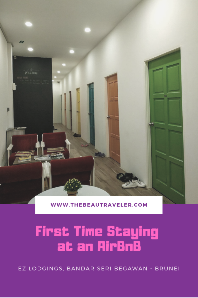 First Time Staying at an Airbnb in Brunei: EZ Lodgings, Bandar Seri Begawan - The BeauTraveler