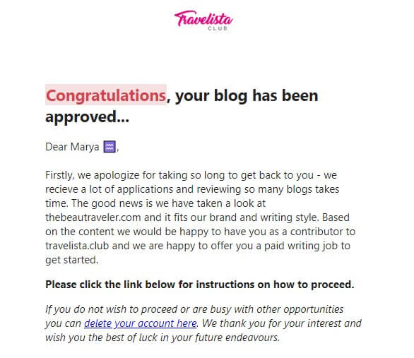 Writers Academy on Travelista Club: It Is NOT a Scam! - The