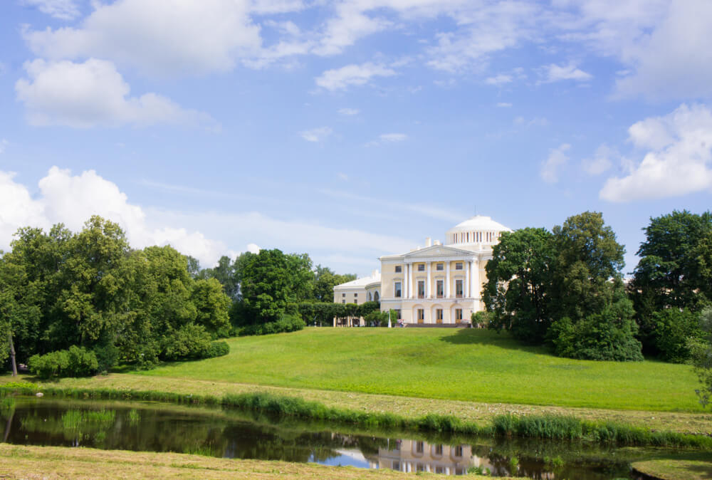 What You Could Get in Pavlovsk for $10 – Enjoying the Aristocrat Life on a Budget