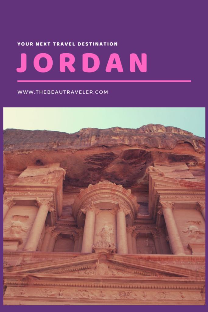 Making Jordan Your Next Travel Destination - The BeauTraveler