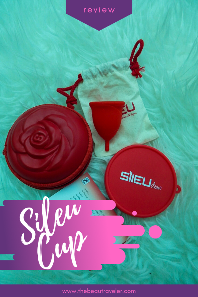 Review: Rose-Shaped Menstrual Cup Travel Pack from Sileu Cup - The BeauTraveler