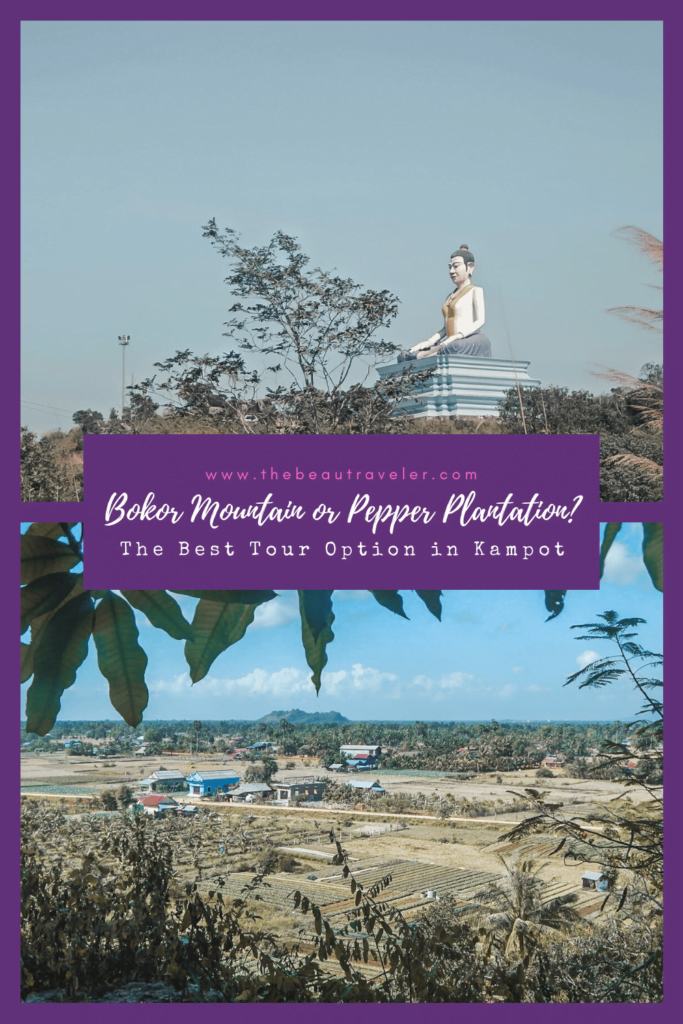 The Best Tour Options and Things to Do in Kampot: Bokor Mountain or Pepper Plantation? - The BeauTraveler