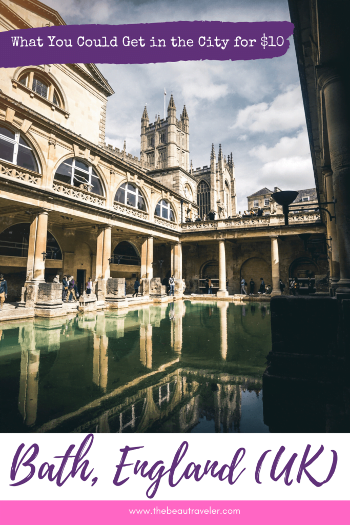 What You Could Get in Bath for $10 - The BeauTraveler