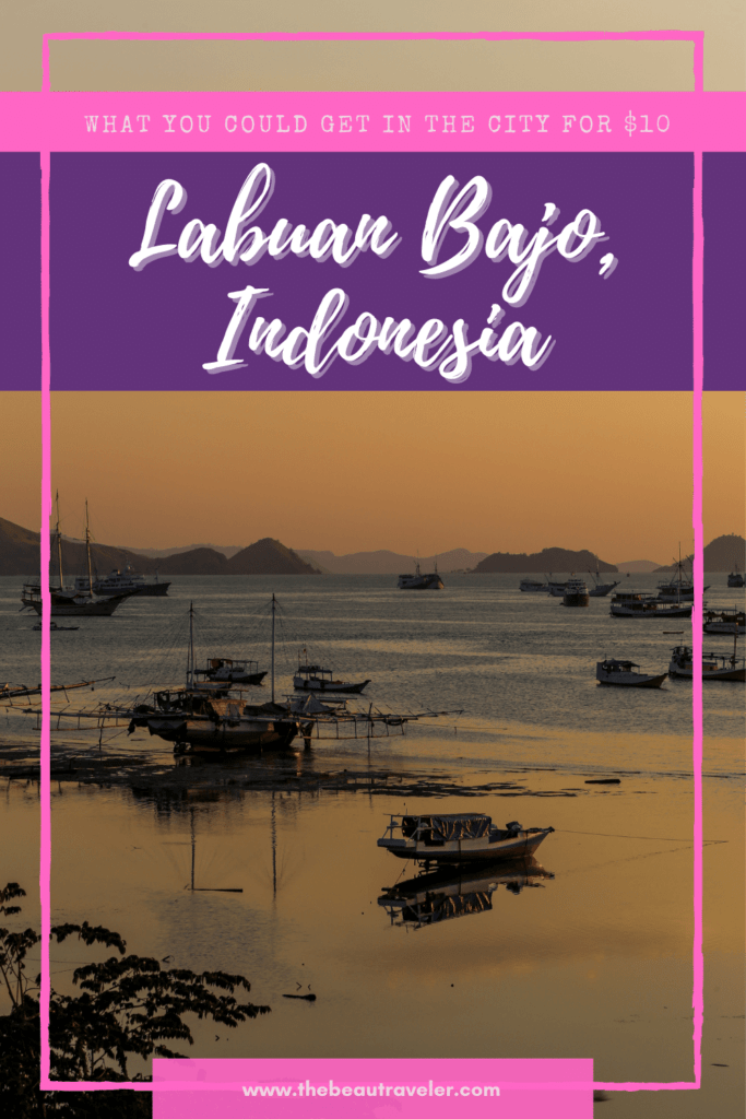What You Could Get in Labuan Bajo for $10 - The BeauTraveler