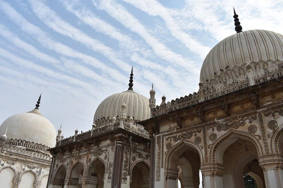 Qutb Shahi Tombs, Hyderabad.