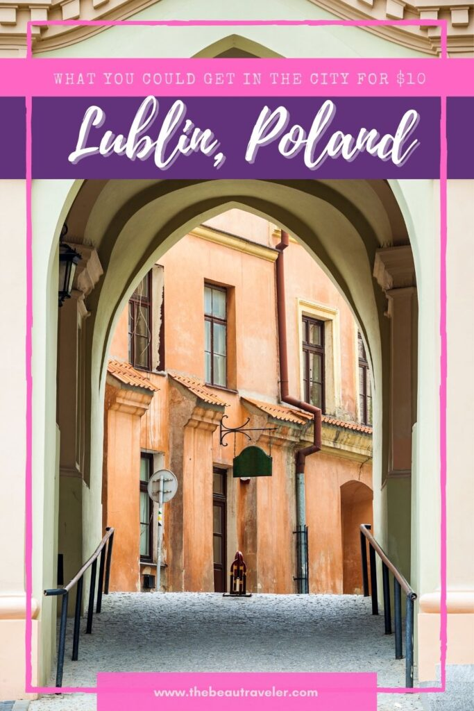 What You Could Get in Lublin for $10 - The BeauTraveler